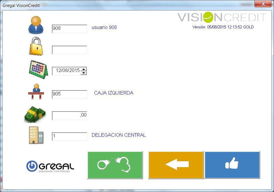 Visioncredit ERP Sección de Crédito - El programa informático ERP para la gestión de su sección de crédito
