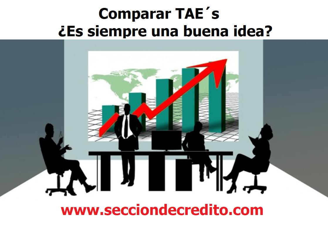 Conparar TAE
