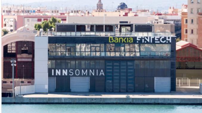 Insomnia Bankia Fintech