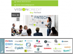 Referente VisionCredit Fintech