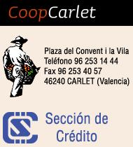 Cooperativa San Bernart COOP.V. - Sección de Crédito Electrónica