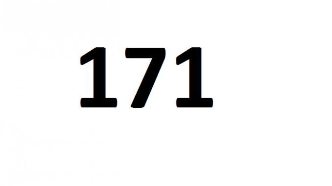Modelo 171