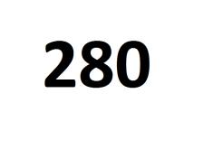 Modelo 280
