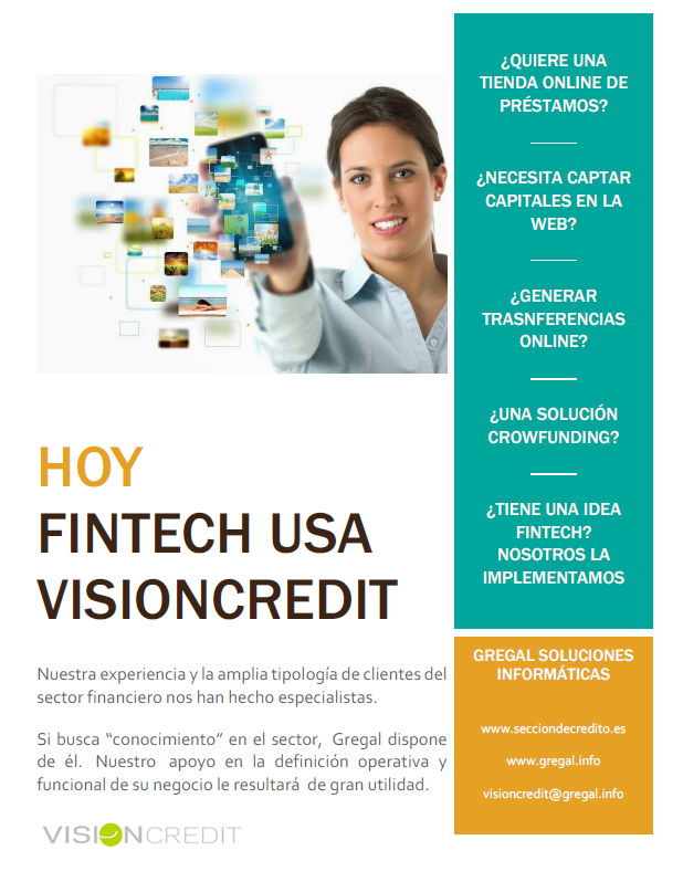 Fintech Usa VisionCredit